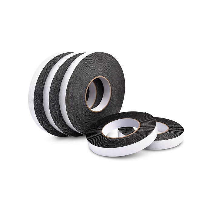single sied 5mm thickness weather strip / Seal strip EVA foam tape