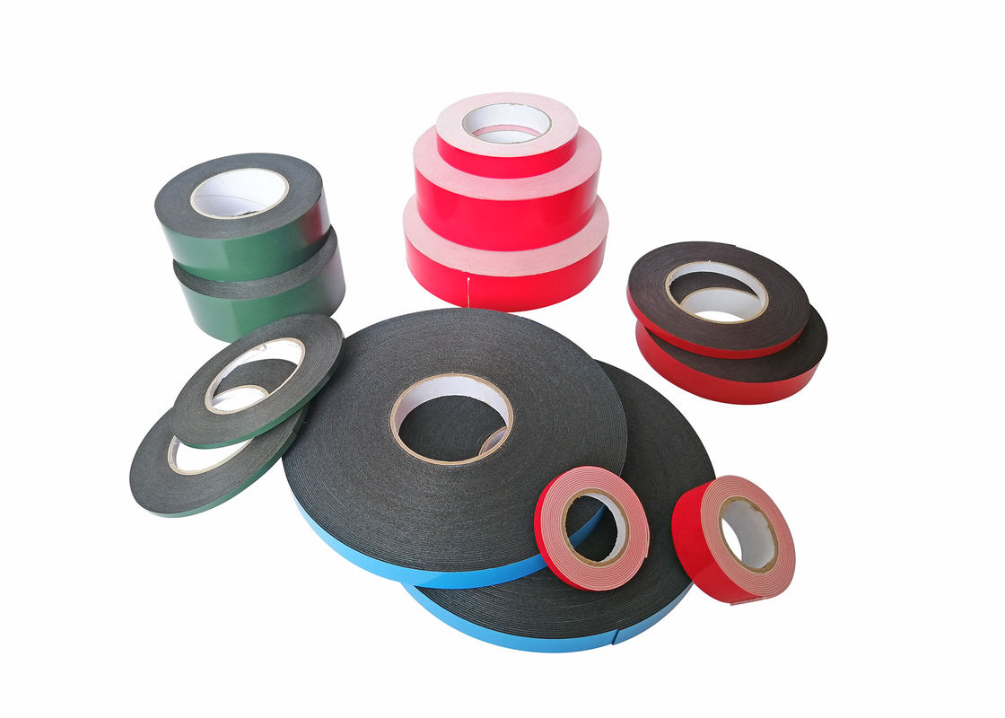 1mm Thick Waterproof Acrylic PE Double Sided Automotive Foam Tape